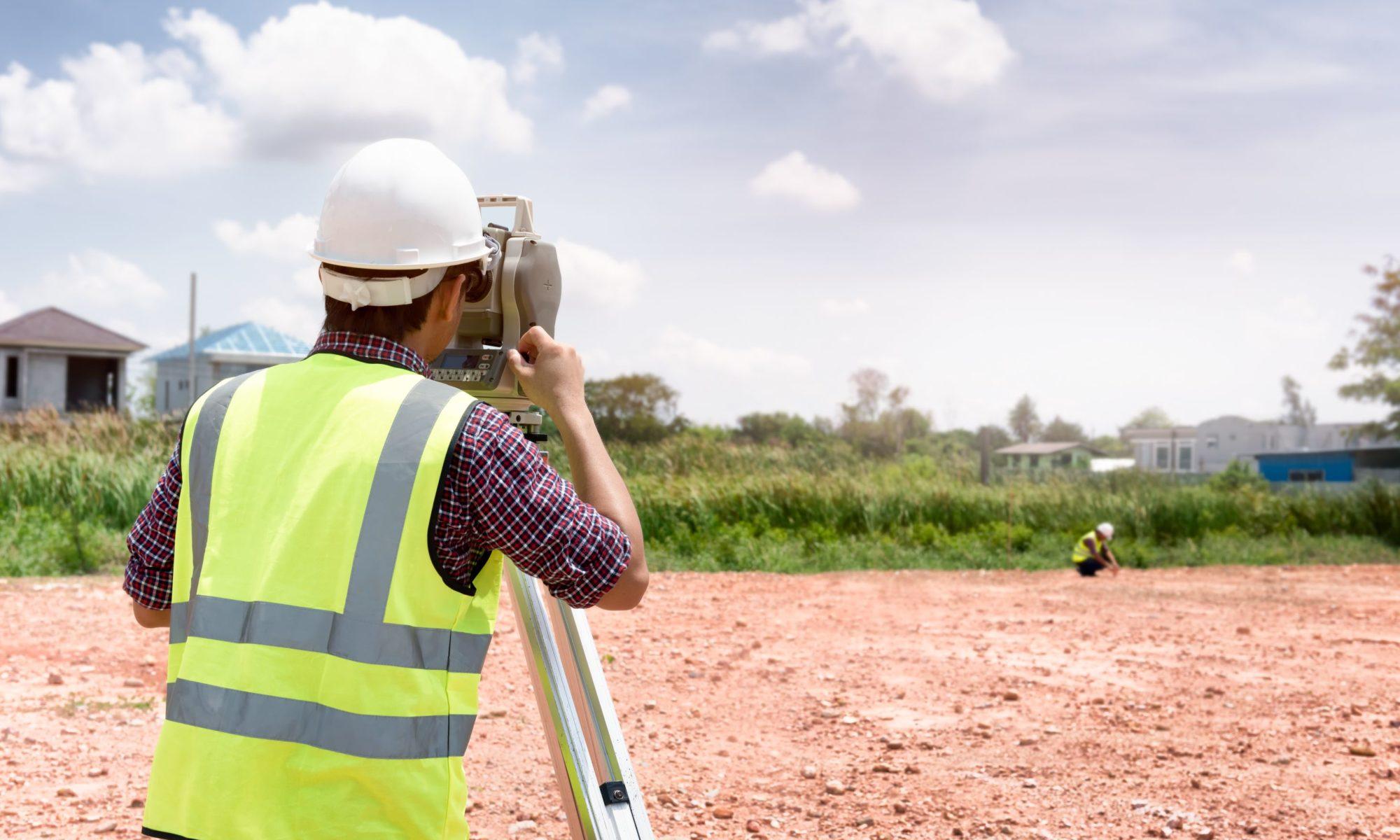 contrôle de terrain avant construction